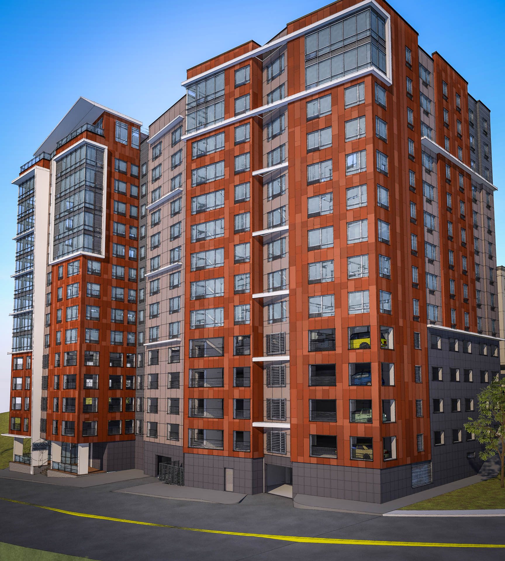 Fort Lee Apartments